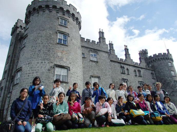 アイルランド海外語学研修旅行