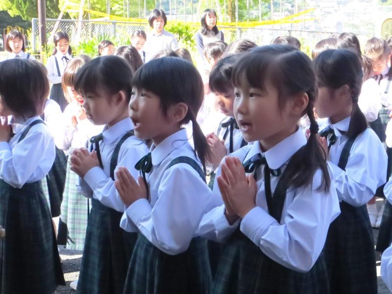 長崎精道小学校 宗教教育