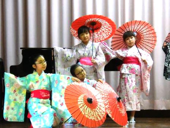 長崎 日本舞踊(藤間流)