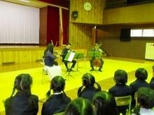 長崎精道小学校 日フィルコンサート3
