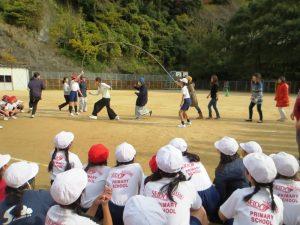 20161207-7小学校マラソンなわとび記録会