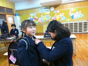 長崎精道小学校 始業式・入学式