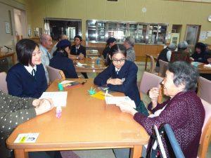 長崎精道小学校 ボランティア活動