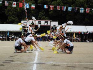 長崎精道中学校 ファミリースポーツデイ