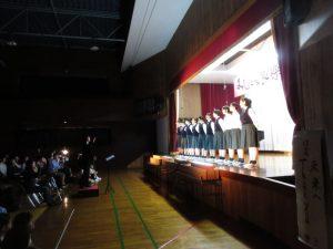 長崎精道中学校 みじょ娘祭
