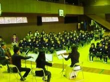 長崎精道小学校 日フィルコンサート7