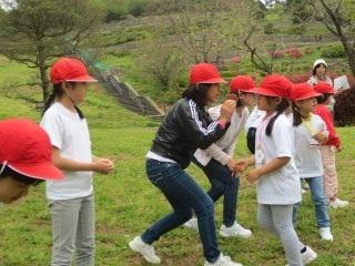 小学校 春の歓迎遠足2017