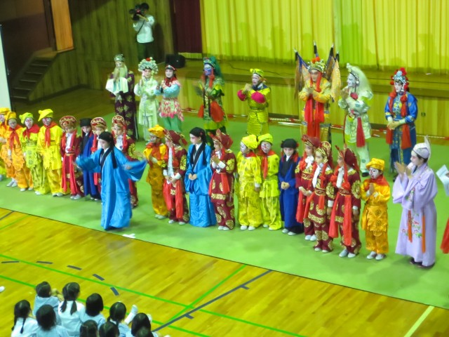 京劇公演「孫悟空」2017