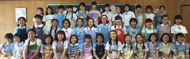 中学校オープンスクール20170618