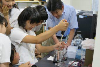 長崎大学医療研究所見学2017