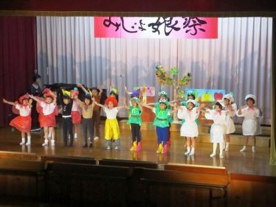 みじょ娘祭・発表の部2017