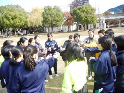 中学校 駅伝・長縄大会2017