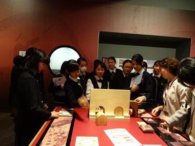 歴史文化博物館見学2017