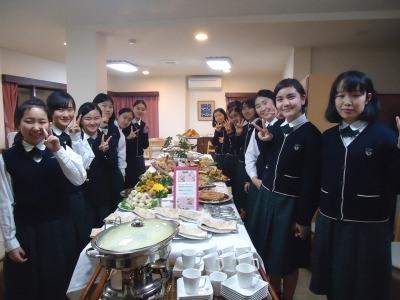 中学校修学旅行2017