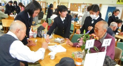 中学校施設訪問2017