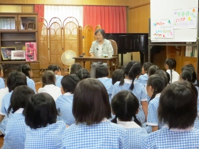 下平さんから被爆体験のお話 「平和の集い」~1stステージ