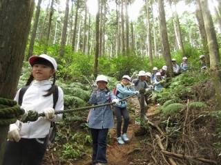 自然体験合宿2018 1st ステージ