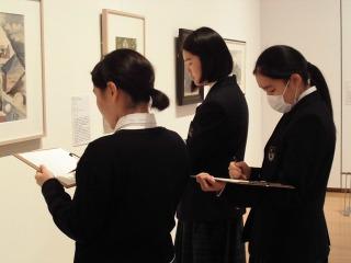 長崎県美術館体験見学2018