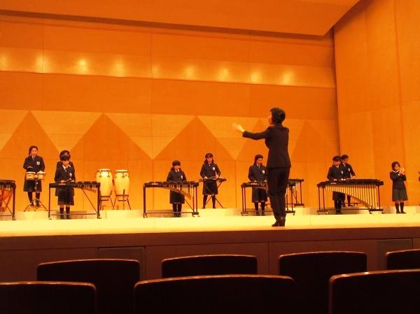 長崎市小学校音楽会に出演 ~小学3・5年生