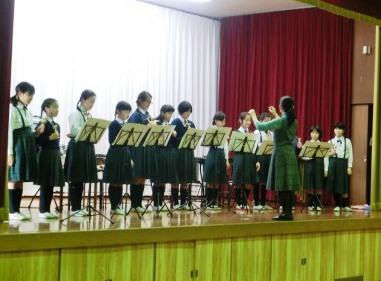 小学校 クラブ発表会2019