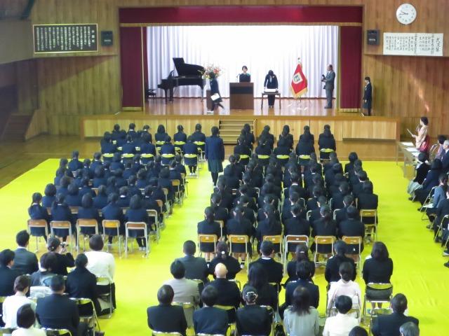 卒業式 平成30年度
