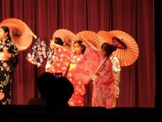 日本舞踊クラブ「交流のつどい」2019