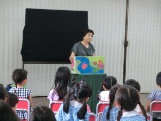 小学校オープンスクール20190615