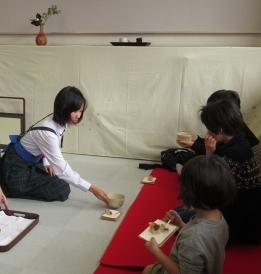 茶道クラブ お茶会2019