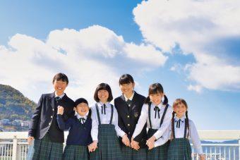 ▶中学校「入学願書」受付期間<br>令和2年1/14(火)~24(金)