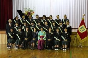 卒業式2020