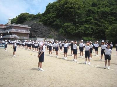 精道「学園体操」2019