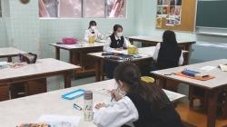 中学校美術部2020