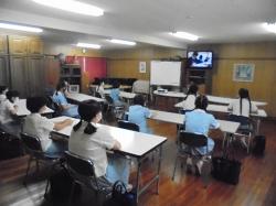 中学校オープンスクール2020