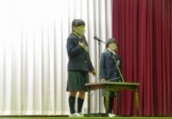 英語暗唱大会2021